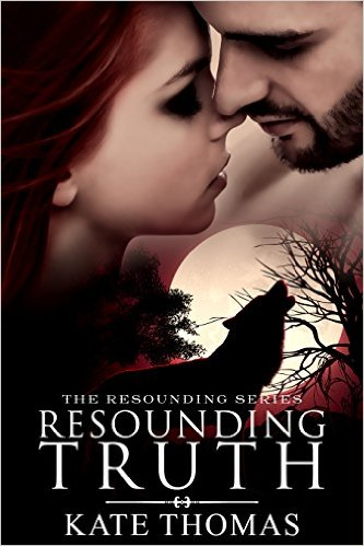 Resounding Truth by Kate Thomas available free for limited time on Nook and Kindle