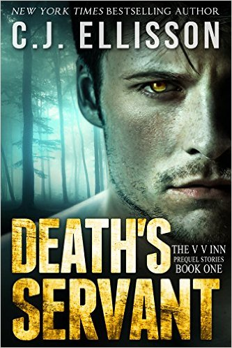 Death's Servant by CJ Ellisson available free for limited time on Kindle