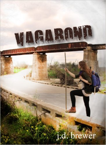 Vagabond by JD Brewer available free for limited time on Kindle