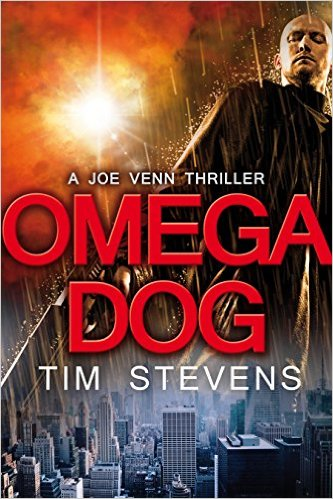Omega Dog by Tim Stevens available free for limited time on Nook and Kindle