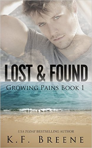 Lost & Found by KF Breene available free for limited time on Nook and KIndle