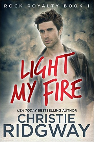 Light My Fire by Christie Ridgway available free for limited time on Nook