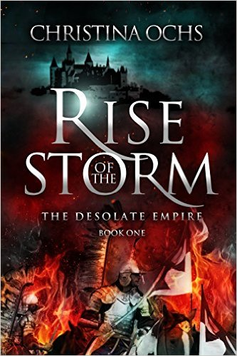 Rise of the Storm by Christina Ochs available free for limited time on Kindle
