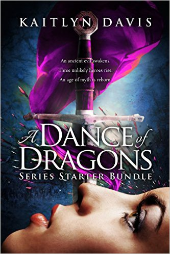 A Dance of Dragons by Kaitlyn Davis available free for limited time on Nook and Kindle