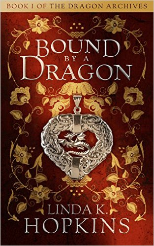 Bound by a Dragon by Linda K Hopkins available free for limited time on Nook and Kindle