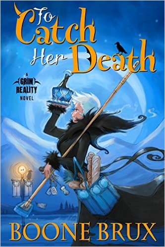 To Catch Her Death by Boone Brux available free for limited time on Kindle