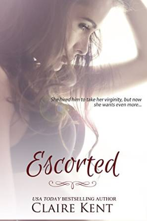 Escorted by Claire Kent available free for limited time on KIndle and Nook