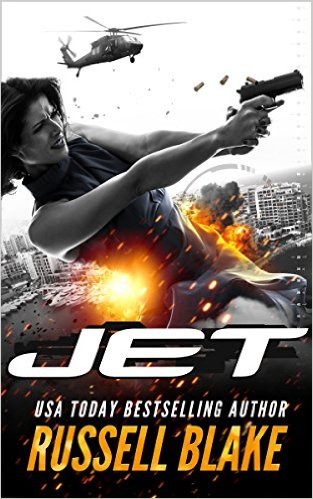 Jet by Russell Blake available free for limited time on Nook and Kindle