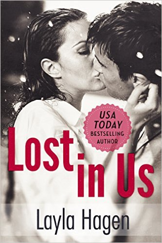 Lost in Us by Layla Hagen available free for limited time on Nook and KIndle