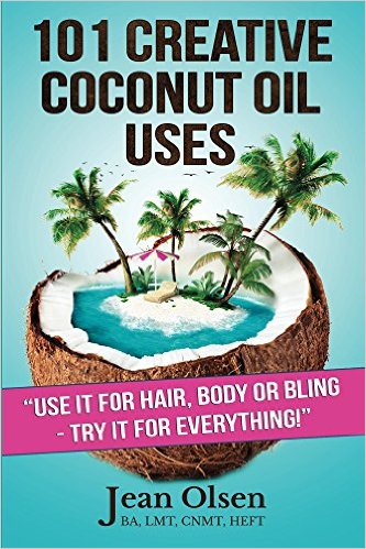 101 Coconut Oil Uses by Jean Olsen available free for limited time on Kindle