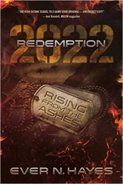 Redemption: 2022 by Ever N Hayes available free for limited time on Kindle