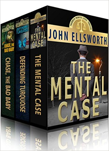 The Mental Case by John Ellsworth available for only $0.99 for limited time on Kindle