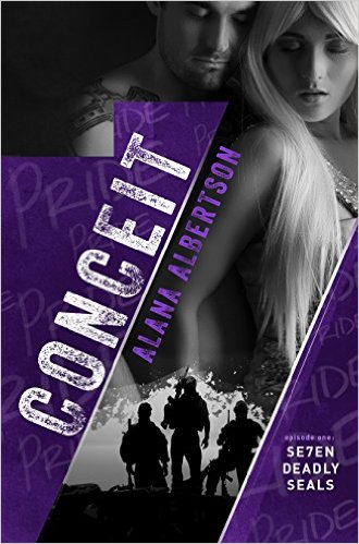 Conceit by Alana Albertson available free for limited time on Kindle