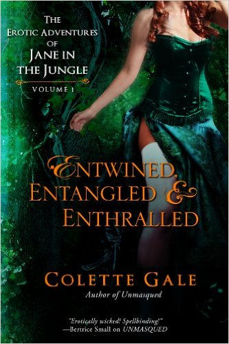 Entwined, Entangled, & Enthralled by Colette Gale available free for limited time on Nook and KIndle