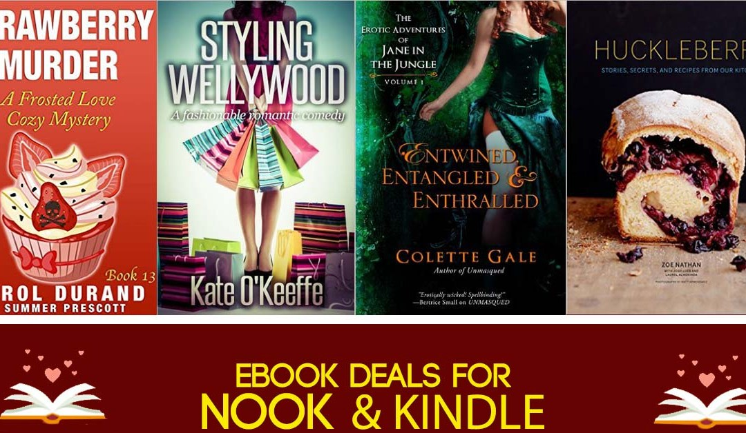 8/6 Afternoon Block of Free Ebook Deals