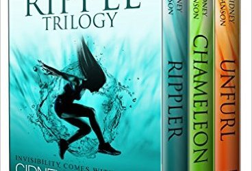 Free YA eBook: The Ripple Trilogy by Cidney Swanson