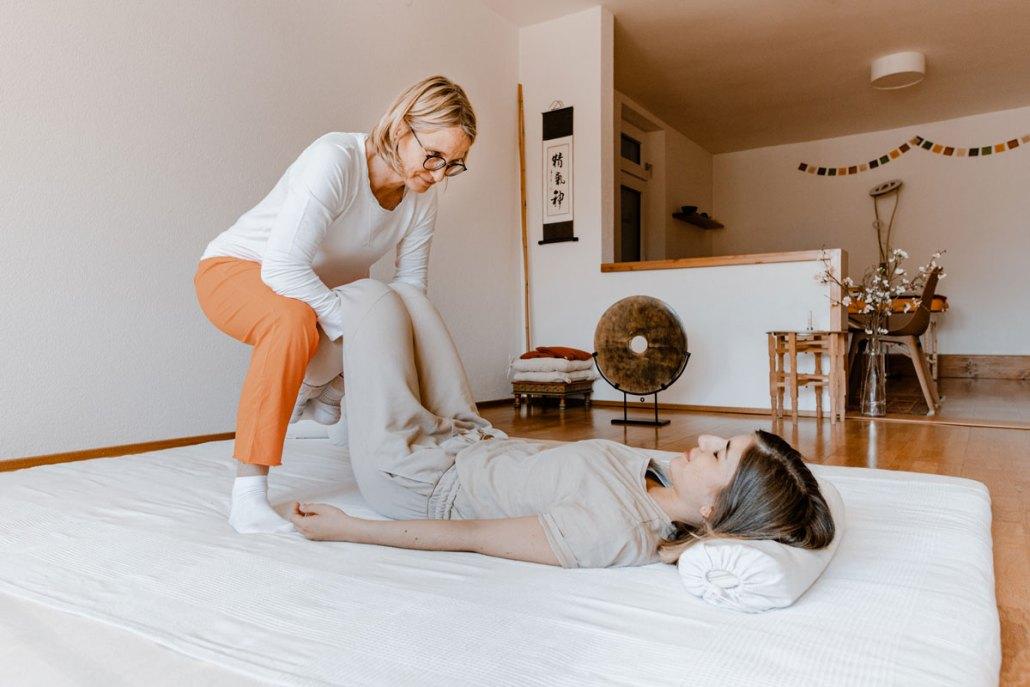 Massage Erholung Entspannung Gmunden Linz Shiatsu