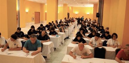 Shiatsu Escuela Examen Internacional
