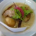貝出汁しっぽりラーメン純子の濃厚ホタテラーメンを食べてきました!北海道産の天然ホタテの旨みがやばい!