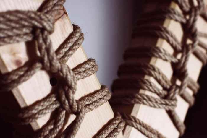 Corde shibari kinbaku / Rope shibari kinbaku