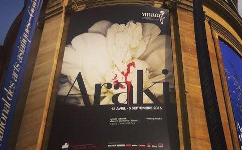 Expo Araki Paris