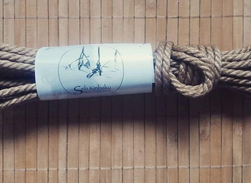 cordes shibari