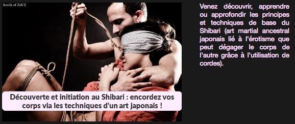 Pratiquer le Shibari / Kinbaku, un jeu de couple extra ordinnaire