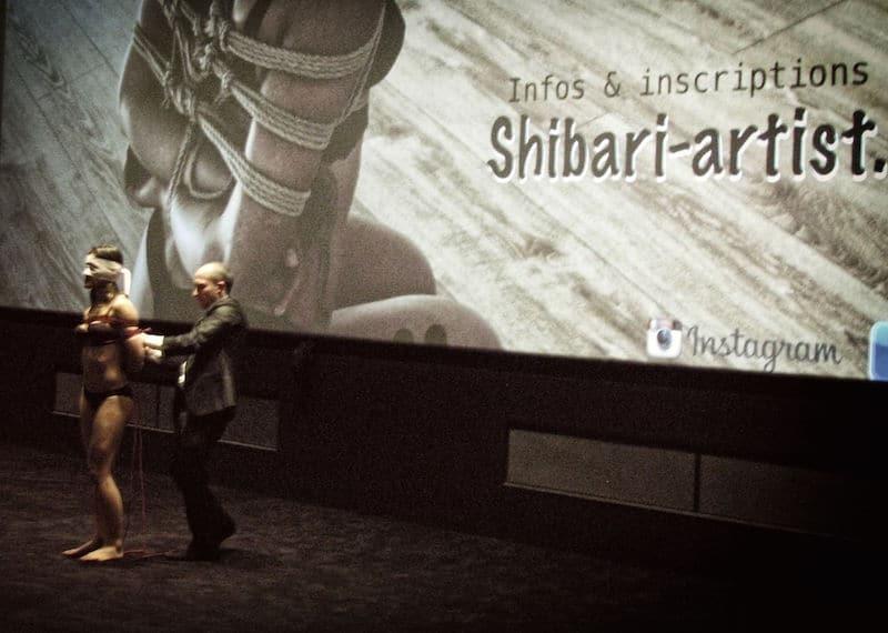fiftyshades shibari