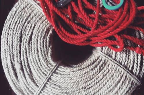 corde shibari : Corde bondage by seb kinbaku