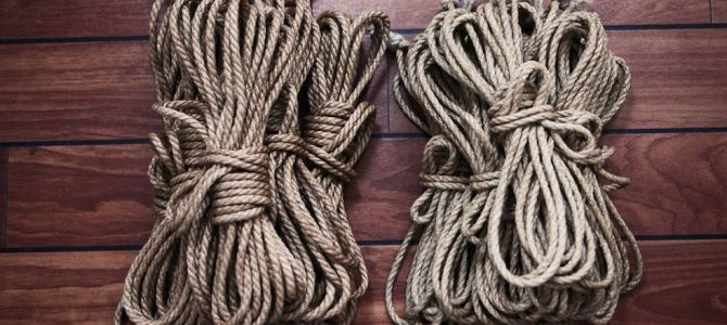 Cordes Shibari : Jute ou chanvre ?