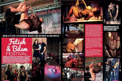 shibari presse magazine