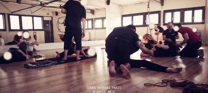 Apprendre le shibari à Paris