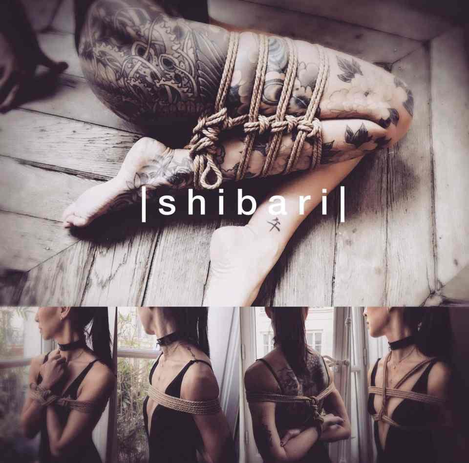 Shibari : Cours particulier Paris : Seb Kinbaku