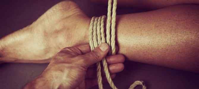 Vente de corde de shibari (Congés)