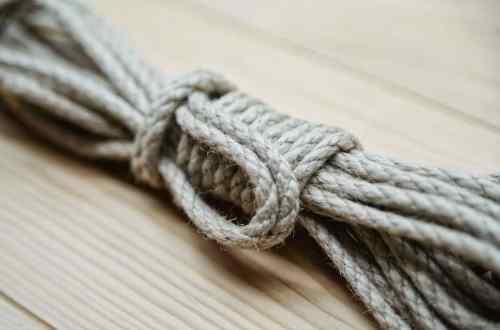 corde shibari chanvre synthetique