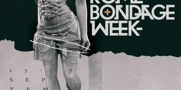 Rome Bondage Week