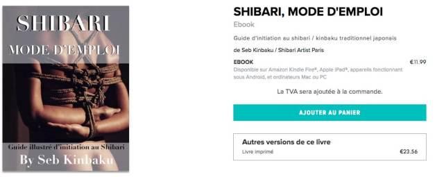 shibari pdf / Shibari Mode d'Emploi
