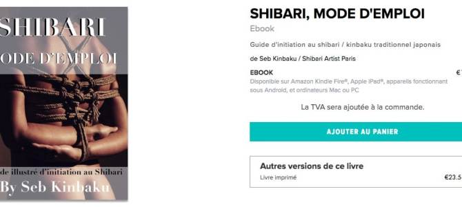 Le guide de Shibari en pdf