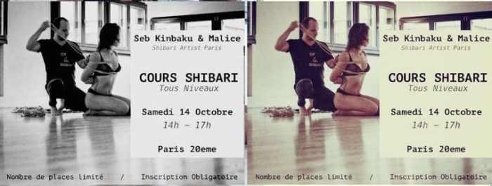 cours shibari by seb kinbaku