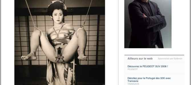Un bon article sur l'art du Kinbaku