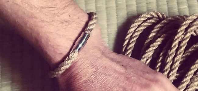 Bracelet Shibari / Bdsm Bracelet