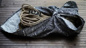 furoshiki japonais vendu par la boutique du shibari