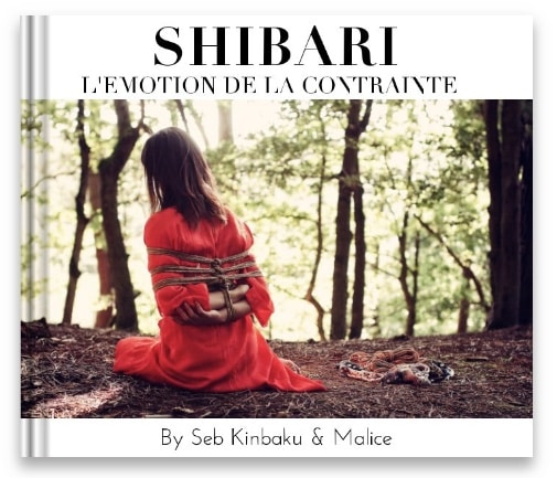 Livre photos Shibari l'Emotion de la Contrainte