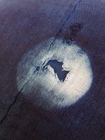 tattered moon- somedays i feel just like this and am in need of a little mending