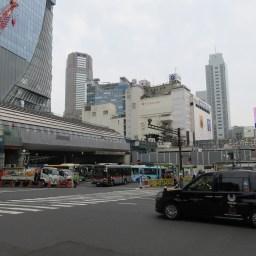 東京メトロ銀座線渋谷駅移設工事