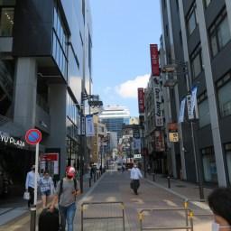 渋谷中央街