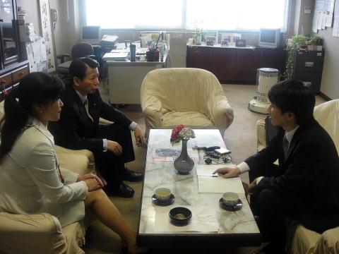 【特別企画】2011年新春鼎談 ~学校長、PTA会長と共に七里ガ浜高校の未来を考える~ PART2