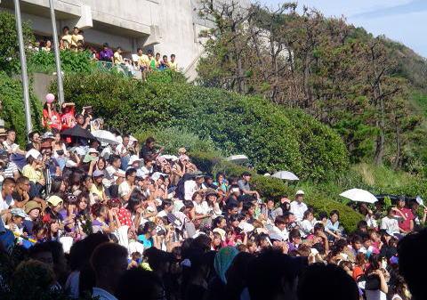 第36回七高祭開催 ~つなげよう心の輪~広げよう文化の和~咲かせよう青春の花~