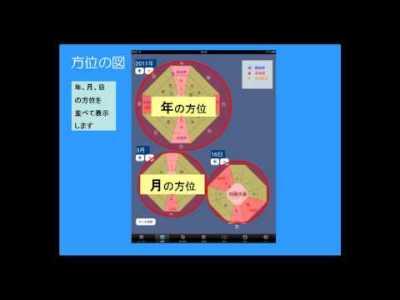 万年暦 for iPhone & iPad 紹介ビデオ①(機能編、音なし)