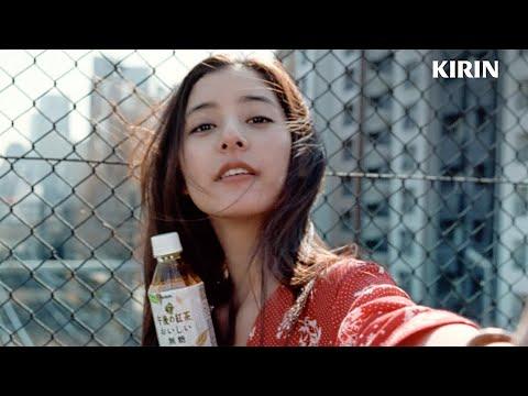 深田恭子、新木優子、リリー・フランキーが「紅茶派」宣言/「キリン 午後の紅茶」新CM(15秒×4本)